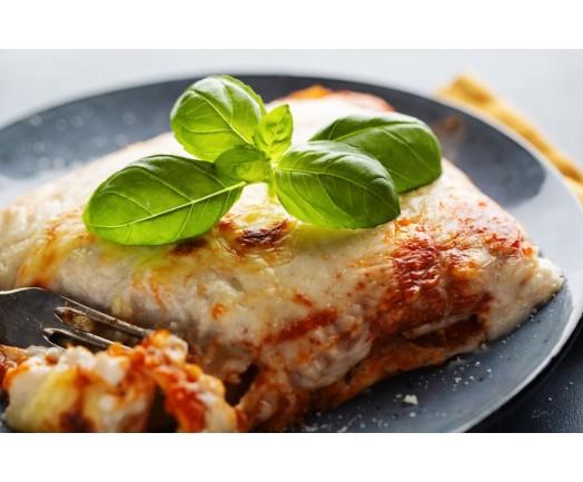 Lasagnes Bolognaise Gruyère et Mozzarella