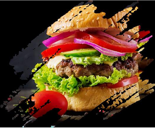 Hamburger au gruyère