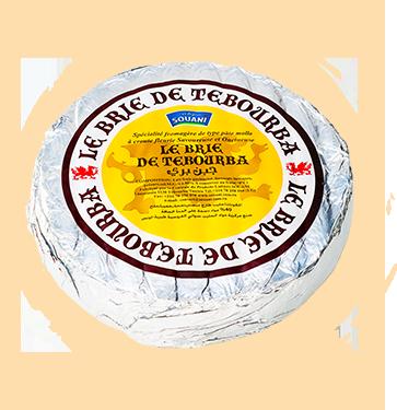 Fromage Brie de Tebourba Tunisie