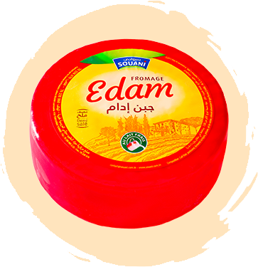 Fromage Edam Tunisie