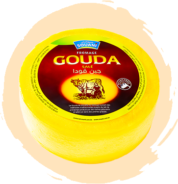 Fromage Gouda Tunisie