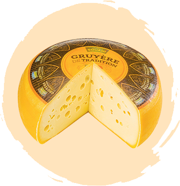 Fromage Gruyère de tradition Tunise