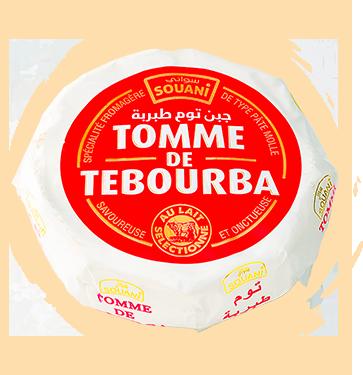 Fromage Tomme de Tebourba Tunisie